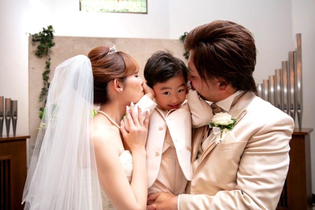 緑に囲まれた非日常空間!お子様の思い出にも残る結婚式!
